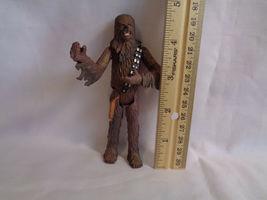 2001 Hasbro Star Wars Chewbacca Action Figure image 6