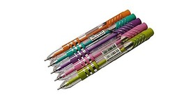 5 pack Hauser IDEA Ball Pen BLUE | Stylish Cap-Smooth Fine Point Writing! - $5.99