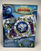 """How to Train Your Dragon The Hidden World"" Path Game by Cardinal-NEW - $10.40"