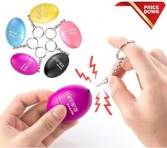 PINK Self Defense Personal Security Alarm, Anti-Attack Protect Alert Eme... - $7.70