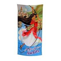 Disney Elena of Avalor Swing 28x58-inch Beach Towel - $12.86