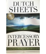 Intercessory Prayer, Dutch Sheets, Christian Living, Worship, Devotion, ... - $19.95