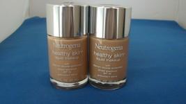 Neutrogena Healthy Skin Liquid Makeup - Caramel 105 (2 pack) - $13.54