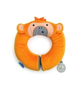 TRUNKI Travel Pillow, 11004, Yondi, Orange - $11.87