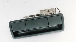 04-12 Nissan Armada Rear Hatch Tailgate Liftgate Trunk Exterior Door Handle BLUE