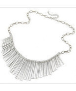 SHUANGR Fashion Jewelry Women Statement Necklaces & Pendants Tassel Chok... - $241,44 MXN