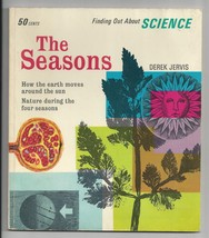 Finding Out About Science  THE SEASONS   Ex+++ pb  Golden Press 1962 - $10.91