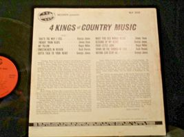Kings of Country Music and Hootenanny AA-191761 Vintage Collectible image 6