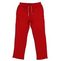 Ralph Lauren Polo Mens Signature Classic Fleece Pants Red S L XL XXL - $84.99