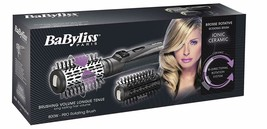 BaByliss AS551E Brush Rotary Of Air Ionic 800W Ceramic 1 31/32in Bristle - $153.90