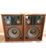 Sansui SP-3500, 4 Way Speakers (pair), See Video, Made In Japan ! - $400.00