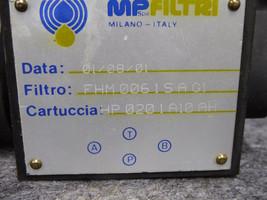 MP FILTRI Hydraulic Filter HP0201A10AH, FHM0061SAG1 image 2
