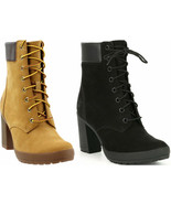 """Womens Timberland Camdale 6"""" Fashion Boot - Available in Wheat & Black C... - $107.99"""