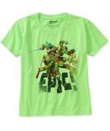 Teenage Mutant Ninja Turtles Boys T-Shirts Sizes XLg 14-16 or 2XLg 18 NWT - $9.59