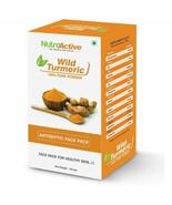 Nutroactive Wild Turmeric Face Pack Powder (Jangli Haldi Powder) - 100 Gm - $13.86