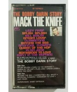 The Bobby Darin Story Cassette Mack the Knife Tape - $5.89