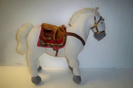 "Disney Store Exclusive RAPUNZEL MAXIMUS HORSE Plush Tangled 15"" Tall - $18.37"