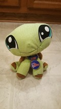 Hasbro Littlest Pet VIP Turtle, and Butterfly Plush Stuffed Animals - $24.00
