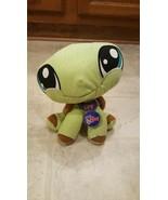 Hasbro Littlest Pet VIP Turtle, and Butterfly Plush Stuffed Animals - $26.00