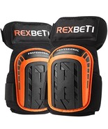 Knee Pads for Work, Construction Gel Knee Pads Tools by REXBETI, Heavy D... - $29.72