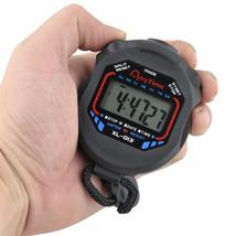 ISHOWTIENDA Classic Digital Professional Handheld LCD Timer - $17.95