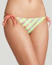 L*Space Brasilia Ooh La La Full Cut Bikini Bottom XS XSmall Multi NWT $75 - $10.38