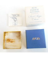 Avon Sweet Shoppe Charm Pink 14 Karat Gold Electroplate Vintage Jewelry - $9.95