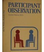 Participant observation Havens, Leston L - $25.00