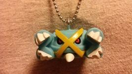 Pokemon Mega Metagross Figure Necklace - $12.00