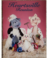 Heartsville Reunion by Dee McCall Tole Painting Book Patiotic 4th of Jul... - $9.98