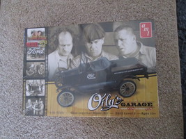 AMT The Three Stooges 1925 Ford Model T 1/25 scale Parts for two complet... - $34.99