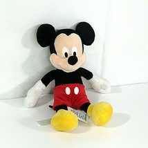 Disney Mickey Mouse Stuffed Animal Plush Toy 9 inch - $12.86