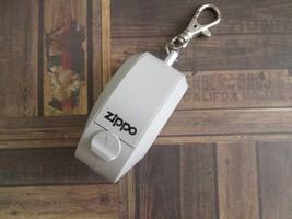 NIP ZIPPO Polycarbonate Portable Pocket Ashtray, Grey, Great Father's Day gift! - $22.80