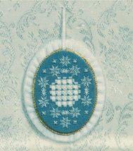 I Love Winter Hardanger Embroidery Seasonal Sampler Rosalyn Watnemo Book image 6