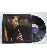 "Vintage Bobby darin "" darin "" 1936-73 Album Vinyl LP Tthc - $29.43"