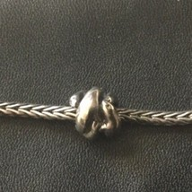 Authentic Trollbeads Sterling Silver 11253 Seals : RETIRED - $24.17