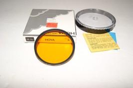 HOYA  HMC Filter Multi-Coated 58.0s G - $9.47