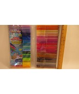 UltraColor 60 Fineline Non-toxic Washable Markers Super Value Pack! Pent... - $11.30