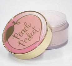 TOO FACED Peach Perfect loose mattifying setting powder ~Translucent Peach - $15.99