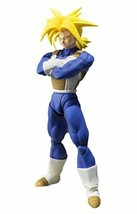 "Bandai Super Saiyan Trunks (Cell Saga Version) ""Dragon Ball Z"" Action Figure - $73.02"