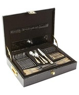 Sterlingcraft High-quality Heavy-gauge Stainless Steel 72pc Flatware And... - $93.92