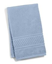 """Martha Stewart Collection 15"""" X 28"""" Spa Hand Towel- Frozen Pond T4102174 - $12.22"""