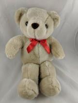"Ganz Tan Cuddle Bear Plush 15"" CH1350 1996 Stuffed Animal - $18.06"