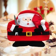(03)Christmas Table Mats Fork Sets of Dual-use Non-woven Fabric Table Ma... - $20.00