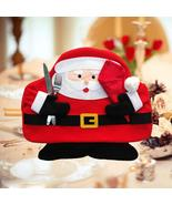 (03)Christmas Table Mats Fork Sets of Dual-use Non-woven Fabric Table Ma... - $20.00