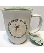 """10 Strawberry Street Mother Of The Bride Keep Calm Mug Coffee Cup 4.5"""" New - $14.58"""