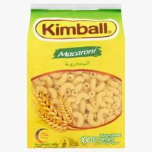 KIMBALL MACARONI PASTA 400G - $15.00