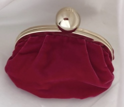 Kate Spade Scottie Deluxe Plush Purse Clutch Crossbody Cocktail Evening ... - $125.00
