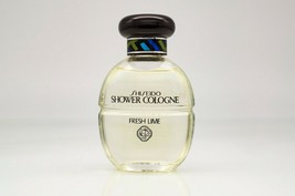 Fresh Lime (Shiseido) Eau De Cologne (Edc) 25 Ml Vintage - $44.00