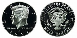 2004 S Proof Kennedy Half Dollar CP2043 - $8.75